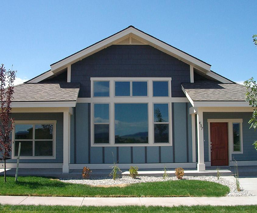 Green Balance Homes
